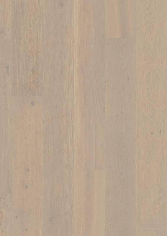 Parchet stratificat alb Oak Warm Cotton Castle Plank