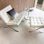 Parchet stratificat alb_Oak Andante white plank LP 1