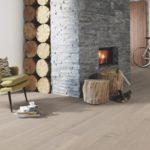 Parchet stratificat gri stejar Oak Grey Harmony Castle plank 1