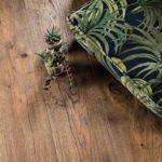 Parchet stratificat stejar antichizat Oak Antique Brown Castle plank 1