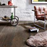 Parchet stratificat stejar maro Oak Brown Jasper Castle plank 2
