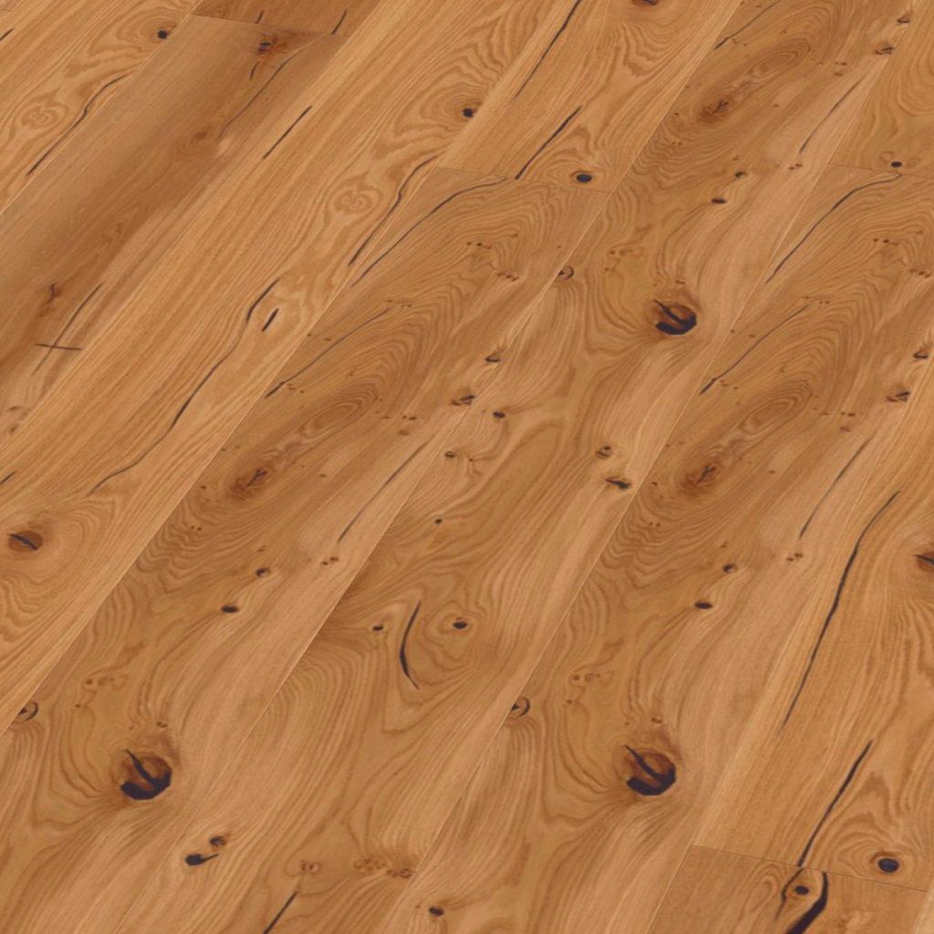 Parchet stratificat stejar epoca hand crafted plank_1