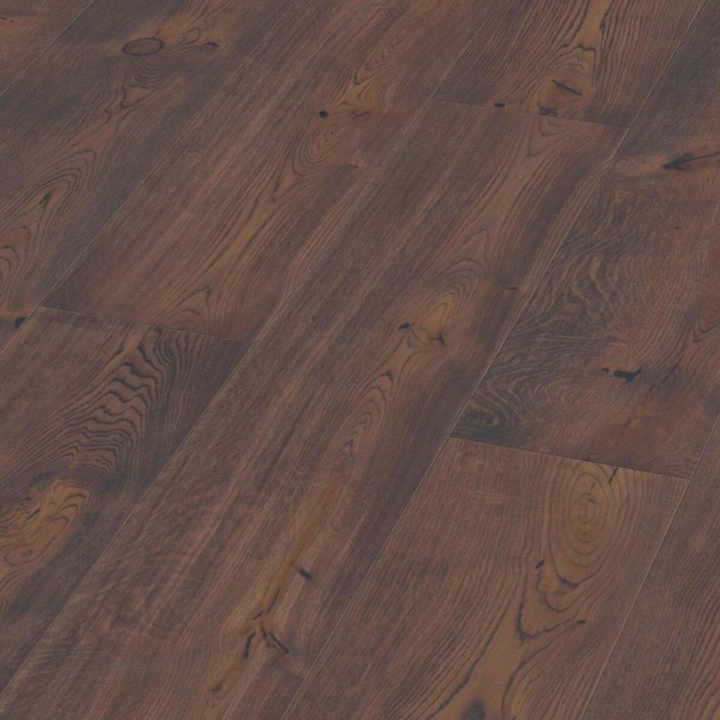 Parchet stratificat stejar brown jasper chalet plank_1